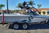 21 ft. Calabria Ski Boats Cal-Air Pro-V Ski And Wakeboard Boat Rental Rest of Southwest Image 11