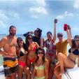 35 ft. Sea Hunter 35' Tournament Center Console Boat Rental Miami Image 31