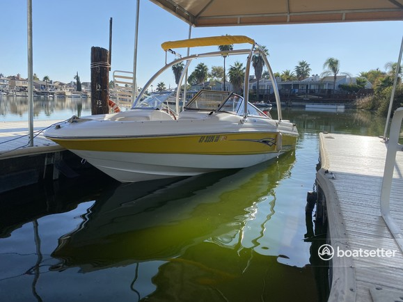 Rent a Chaparral Boats bow rider in Discovery Bay, CA near me