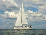 39 ft. Jeanneau Sailboats Sun Odyssey 39i Sloop Boat Rental West Palm Beach  Image 23