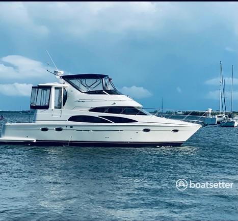 Rent a Carver Yachts motor yacht in Sarasota, FL near me