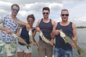 24 ft. Blazer Boats 2420 Florida Edition Flats Boat Boat Rental Tampa Image 5