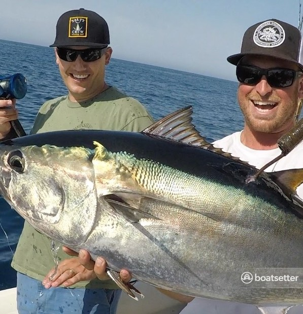 Rent a Californian  offshore sport_fishing in San Diego, CA near me