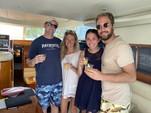 50 ft. Dyna 50' Flybridge Motor Yacht Boat Rental Miami Image 4