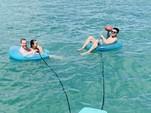 50 ft. Dyna 50' Flybridge Motor Yacht Boat Rental Miami Image 12