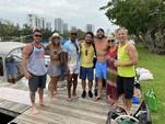 50 ft. Dyna 50' Flybridge Motor Yacht Boat Rental Miami Image 19