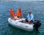 50 ft. Dyna 50' Flybridge Motor Yacht Boat Rental Miami Image 27
