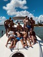 50 ft. Dyna 50' Flybridge Motor Yacht Boat Rental Miami Image 29