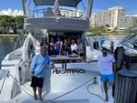 50 ft. Dyna 50' Flybridge Motor Yacht Boat Rental Miami Image 32