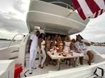 50 ft. Dyna 50' Flybridge Motor Yacht Boat Rental Miami Image 41
