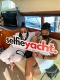 50 ft. Dyna 50' Flybridge Motor Yacht Boat Rental Miami Image 45