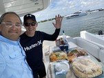 50 ft. Dyna 50' Flybridge Motor Yacht Boat Rental Miami Image 52