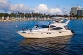 50 ft. Dyna 50' Flybridge Motor Yacht Boat Rental Miami Image 56