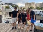 50 ft. Dyna 50' Flybridge Motor Yacht Boat Rental Miami Image 60