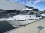 30 ft. Boston Whaler 285 Conquest w/2-225HP Verado Cruiser Boat Rental Tampa Image 4