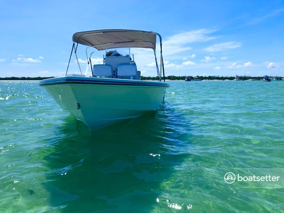 Rent a Pathfinder Boats center console in Key West, FL near me