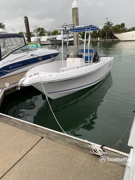 Rent a Pro-Line Boats center console in Hialeah, FL near me