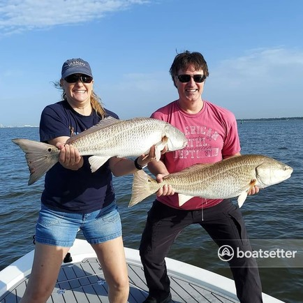 Rent a Charter this 25' SeaPro for Fishing in Charleston!  in Charleston County, SC near me