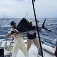 41 ft. Sportfishing 41' Offshore Sport Fishing Boat Rental Jacksonville Image 13