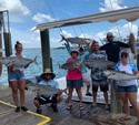 32 ft. Sea Vee Boats 320b LE w/2-F250 Yamaha Center Console Boat Rental Tampa Image 6