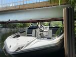 21 ft. Yamaha 212X  Jet Boat Boat Rental Miami Image 9