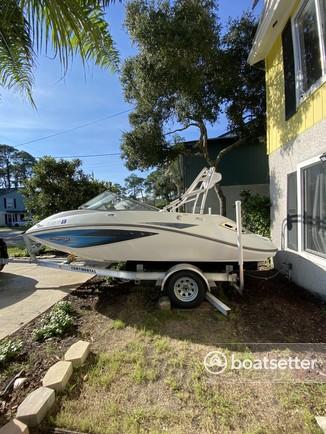 Rent a Sea-Doo jet boat in Atlantic Beach, FL near me
