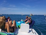 36 ft. FORMULA BY THUNDERBIRD 330 SUN SPORT Cruiser Boat Rental Chicago Image 5