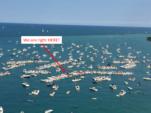 36 ft. FORMULA BY THUNDERBIRD 330 SUN SPORT Cruiser Boat Rental Chicago Image 8