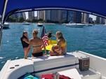 36 ft. FORMULA BY THUNDERBIRD 330 SUN SPORT Cruiser Boat Rental Chicago Image 11