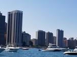 36 ft. FORMULA BY THUNDERBIRD 330 SUN SPORT Cruiser Boat Rental Chicago Image 12