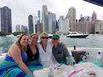 36 ft. FORMULA BY THUNDERBIRD 330 SUN SPORT Cruiser Boat Rental Chicago Image 20
