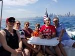 36 ft. FORMULA BY THUNDERBIRD 330 SUN SPORT Cruiser Boat Rental Chicago Image 33