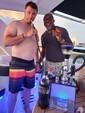 33 ft. SEA RAY BOATS SLX 310 OB Bow Rider Boat Rental Miami Image 15