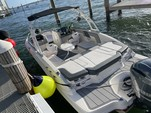 23 ft. Chaparral Boats 23 SSi Bow Rider Boat Rental Miami Image 3