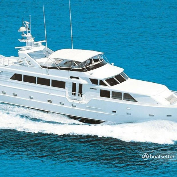 Rent a broward motor yacht in Fort Myers, FL near me