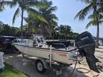17 ft. Boston Whaler 17 Montauk Center Console Boat Rental West Palm Beach  Image 9
