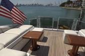 80 ft. Mangusta 80 Motor Yacht Boat Rental Miami Image 6