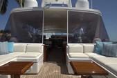 80 ft. Mangusta 80 Motor Yacht Boat Rental Miami Image 7