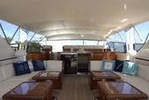 80 ft. Mangusta 80 Motor Yacht Boat Rental Miami Image 8