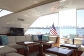 80 ft. Mangusta 80 Motor Yacht Boat Rental Miami Image 9