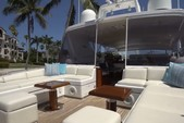 80 ft. Mangusta 80 Motor Yacht Boat Rental Miami Image 10