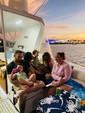 80 ft. Mangusta 80 Motor Yacht Boat Rental Miami Image 22