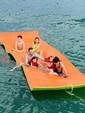 80 ft. Mangusta 80 Motor Yacht Boat Rental Miami Image 23