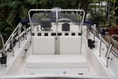 17 ft. Boston Whaler 17 Montauk Center Console Boat Rental West Palm Beach  Image 6