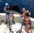 35 ft. Bertram Yacht 35 Sportfish Saltwater Fishing Boat Rental Miami Image 10
