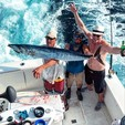 35 ft. Bertram Yacht 35 Sportfish Saltwater Fishing Boat Rental Miami Image 11