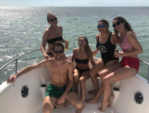 25 ft. Dusky 233 Center Console Boat Rental Miami Image 9