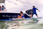 35 ft. Sea Hunter 35' Tournament Center Console Boat Rental Miami Image 43