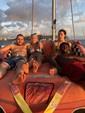 50 ft. Beneteau USA Sense 50 Cruiser Boat Rental Hawaii Image 12