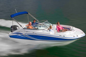 20 ft. Hurricane Boats SD 2000 Deck Boat Boat Rental Tampa Image 9
